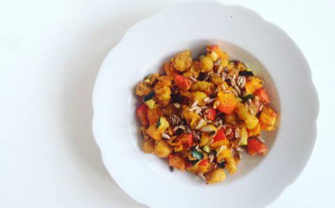Gnocchi mit Kürbis-Pesto