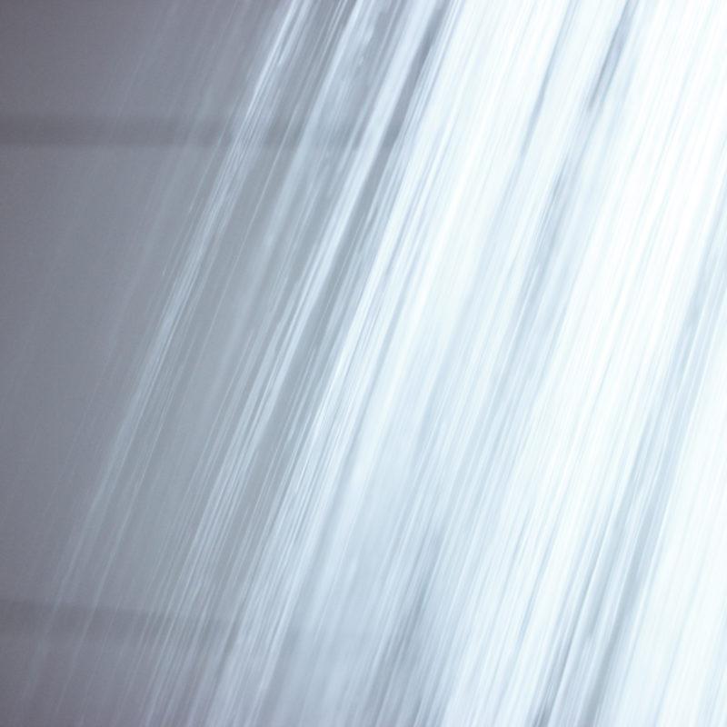 Wasser in der Dusche